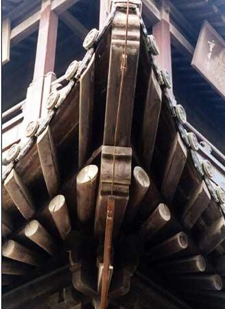 神奇的特色创造 — 中华木作榫卯结构