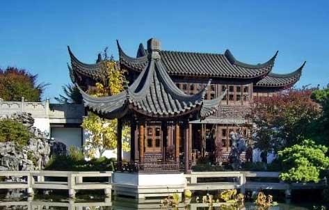 木结构建筑是中国传统建筑基本构架