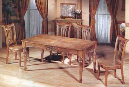 整木家居就是用一整块木头来打造整套家具